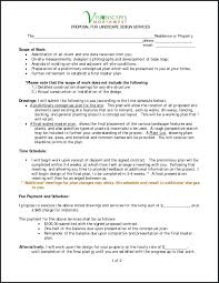 Landscaping Resume Examples Enchanting Landscape Template With Additional Sample Manager