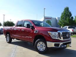 100 Nissan Diesel Truck New 2018 Titan XD SV Crew Cab In San Antonio