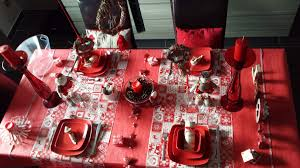 la table de noël traditionnelle lcdc
