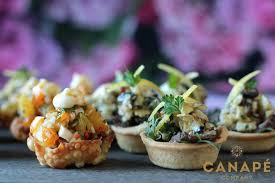 what does canape what does canape glossary of techniques caviar canap
