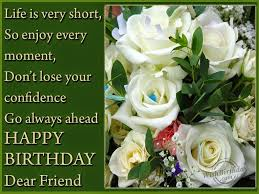 Birthday Wishes For Dear Most Friend