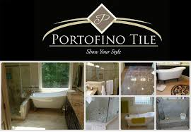 portofino tile bath remodeling center contractor cary