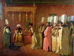 si e de constantinople plik audience of charles gravier comte de vergennes with the sultan