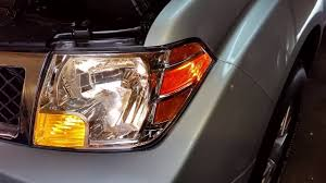 2005 2016 nissan frontier testing headlights after changing
