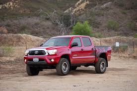 100 Truck Reviews 2013 Toyota Tacoma Trail Runner Front 34 Photo 57092551