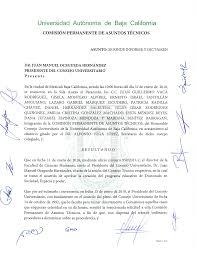 Carta Poder Baja California