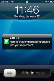 How to Control Lock Screen Messaging Notifications in iOS 5 – The