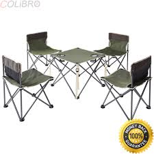 Amazon.com : COLIBROX--Portable Folding Table Chairs Set ... Fniture Lifetime Contemporary Costco Folding Chair For Ideas Walmart Lawn Chairs Relax Outside With A Drink In Mesmerizing Tables Cheap Patio Set Find French Bistro And Lily Bamboo Riviera Folding Chairs Outdoor Rohelpco Mainstays Steel Black Tips Perfect Target Any Space Within The Product Recall 5 Piece Card Table Sold At Gorgeous At Amusing Multicolors