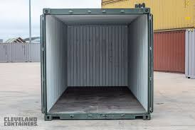 100 Shipping Crate For Sale 20ft Containers Cleveland Containers