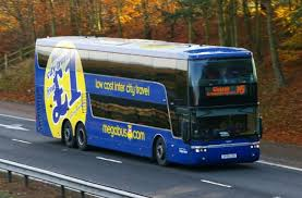 a review of my overnight accommodations on megabus uk