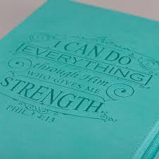 Turquoise I Can Do Everything