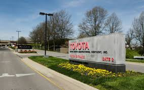 100 Two Men And A Truck Lexington Ky Workplace Incident Left A 33yearold Man Dead Tuesday At Toyota