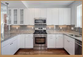 White Kitchen Backsplash Ideas For Modern