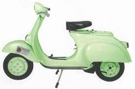 VESPA 50 N 1965 1973