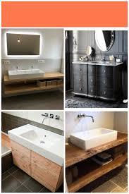 badezimmer unterschrank selber bauen badezimmer