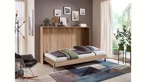 wimex schrankbett juist horizontal klappbar