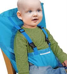 chaise bébé nomade chaise nomade bébé