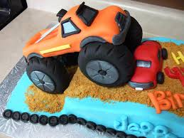 The Ultimate Chocolate Blog: Chocolate Cake That Looks Nothing Like ... Monster Truck Cake Topper Red By Lovely 3d Car Vehicle Tire Mould Motorbike Chocolate Fondant Wilton Cruiser Pan Fondant Dirt Flickr Amazoncom Pan Kids Birthday Novelty Cakecentralcom Muddy In 2018 Birthday Cakes Dumptruck Whats Cooking On Planet Byn Frosted Together Cut Cake Pieces From 9x13 Moments Its Always Someones So Theres Always A Reason For Two It Yourself Diy Cstruction 3 Steps Bake