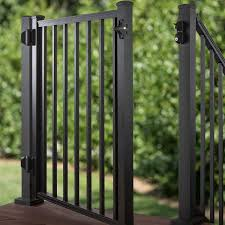 Vycor Deck Protector Or Vycor Plus by Trex Gate Charcoal Black Open 1 Jpg