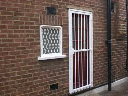 Decorative Security Grilles For Windows Uk by Door Bars Uk U0026 Premier Door Bars Single9