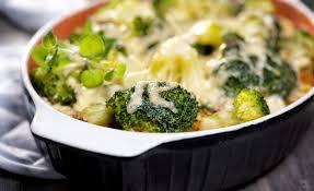 cuisiner le brocolis de gratin de brocoli