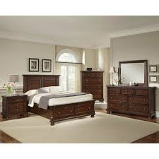 Vaughan Bassett Dresser Drawer Removal by Walden 6 Piece Queen Storage Bedroom Set