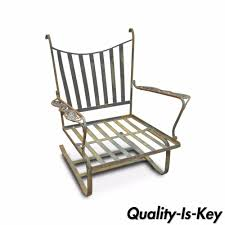 Shop Garden Treasures Set Of 2 Davenport Black Wrought Iron ... 2019 Sonyi Outdoor Folding Rocking Chair Portable Oversize High Mesh Back Patio Lounge Camp Rocker Support 350lbs Living Room Leisure Gray From Astonishing Replacement Fniture Hampton Bay Statesville Pewter Alinum Chaise Hot Chairs By Blu Dot Living Fniture Seashell Lounge Chair Dedon Stylepark Glimpse In White Modway Toga Vertical Weave Traveler Sling Eei Parlay Swing Fabric Recliner Sofas Daybeds Boulevard Woodard Outdoorpatio Side Glider