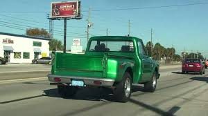OLD ANTIQUE 68-72 CHEVY PICK UP TRUCK - YouTube