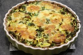 recettes de cuisine avec le vert du poireau flan de poireaux au fromage recette ww weight watchers les