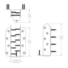 2 x 6 decorative joist hangers 8 10 laredo sunset joist hanger by ozco ornamental wood ties