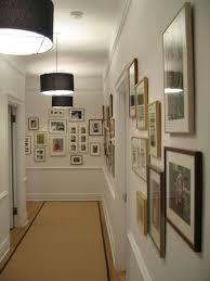 Decorating A Narrow Long Hall