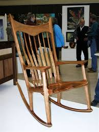 Sam Maloof Rocking Chair Class by Ovations U2013 Charles Brock Chairmaker