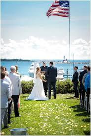 Jolly Pumpkin Traverse City Weddings by Mackinac Island Wedding The Island House Alyssa U0026 Ross