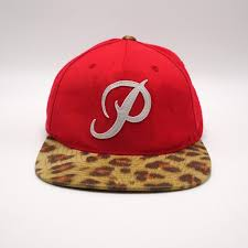 100 Cheetah Trucking Starter The Natural Phillies Snapback Hat