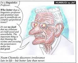 Special Pleading Stacking The Deck Fallacy by The Skeptic U0027s Field Guide Noam Chomsky The Deranged Scholar