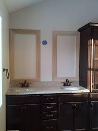 Menards Bathroom Double Sinks by Bathroom 2017 Popular White Granite Bathroom Countertops With
