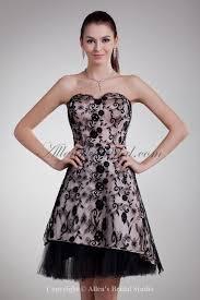 allens bridal lace sweetheart neckline knee length a line