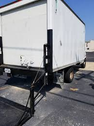 100 Lift Gate Truck Lot Box 1992 Chevy Van 30 Inner City Box With