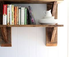 Shelf Affordable Diy Shelves Wonderful Decorative Unit Rustic From Reclaimed Wood Unbelievable Metal Awesome