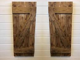 Wood Shutters | Kapan.date Top 10 Interior Window Shutter 2017 Ward Log Homes Decorative Mirror With Sliding Barn Style Wood Rustic Shutters Best 25 Barnwood Doors Ideas On Pinterest Barn 2 Reclaimed 14 X 37 Whitewashed 5500 Via Rustic Gallery Wall Fixer Upper Door Modern Small Country Cottage With Wooden In The Kapandate Eifler Entry Gate Porter Remodelaholic Build From Pallets Rustic Wood Wall Decor Roselawnlutheran Flower Sign Xl Distressed