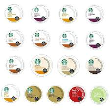 Keurig Tea Pods Coffee K Cups Pick Yr Own Flavors Count 4 Sampler