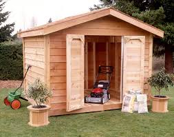 8x12 Storage Shed Kit star lumber 8x12 shed kit cedar bevel siding ys812s on sale