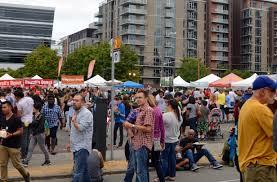 100 Food Truck Festival Seattle Weekend Recap Street The Blonde Giraffe