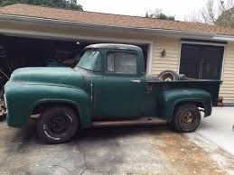 1956 Ford F100 F-100 Project Truck Hot Rod Rat Rod Hotrod Ratrod ... 1956 F100 Hot Rod Pickup 350 Chevy Custom Stereo Beautiful Truck Ford For Sale On Classiccarscom Truck Series Pickup Trucks Pickups Bus Sale Near Hughson California 95326 Classics Youtube Hemmings Motor News That Looks Like A Rundown Old But Stock U13122 Columbus Oh