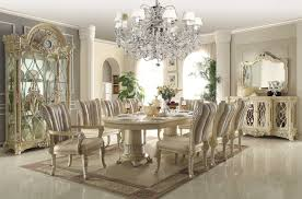 Ortanique Round Glass Dining Room Set by Ortanique Dining Room Set Ortanique Dining Room Set Millennium