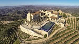 100 Mansions For Sale Malibu Rocky Oaks Estate Vineyards Corporate Events Wedding
