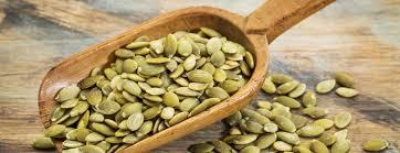 Dry Roasted Shelled Pumpkin Seeds by Pumpkin Seeds Nutrition Berkeley Wellness
