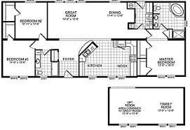 Fleetwood Triple Wide Mobile Home Floor Plans by 25 Best Manufactured Homes Floor Plans Ideas On Pinterest Small