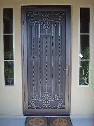 Security Doors Galleries