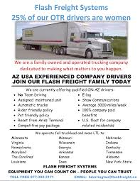 100 Toll Trucking Company Flash Freight SystemsHighway Driver Positions WTFC